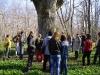 BSP koolide kokkutulekust Pivarootsis 6.-8.05.2011. Fotode autor Kadi Kriisa.